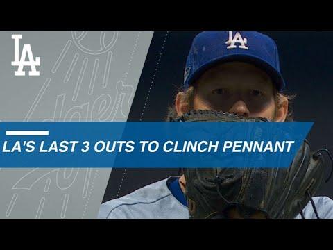 Video: Kershaw locks down Dodgers' trip to the World Series