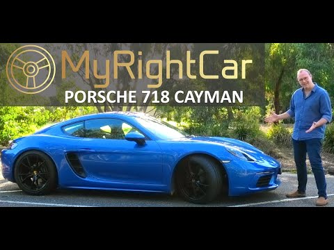 Porsche 718 Cayman Review | Possibly the best sports car on the market today