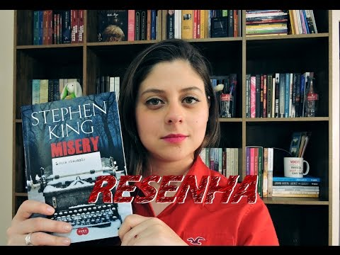 MISERY por Stephen King |RESENHA