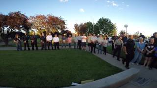 Memorial Service for Dallas Police Department
