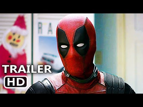ONCE UPON A DEADPOOL Trailer # 3 (NEW 2018) Christmas Superhero Movie HD