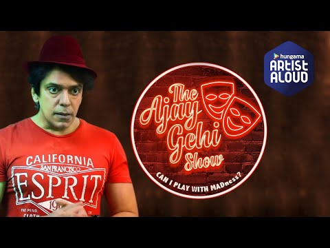 'The Ajay Gehi Show' - Comedy | 2nd Official Promo Video | Artist Aloud | 2018
