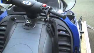 8. Polaris Trail Touring 550 Fan Cooled Engine