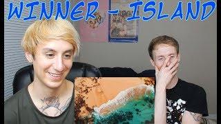 Video WINNER - ISLAND [Reaction!] MP3, 3GP, MP4, WEBM, AVI, FLV Juni 2018