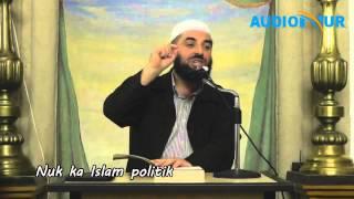 Nuk ka islam politik - Hoxhë Enes Goga