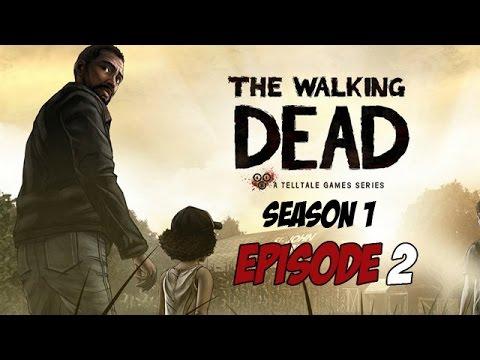 The Walking Dead - Season 1 - Episode 2 - Game Movie