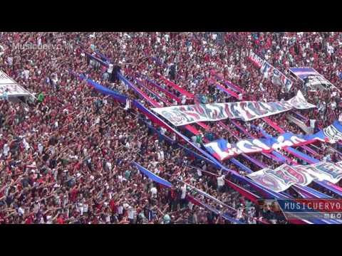 San Lorenzo 1-0 Sarmiento Gol de Ortigoza | A la cancha voy a ver al Ciclón.. - La Gloriosa Butteler - San Lorenzo
