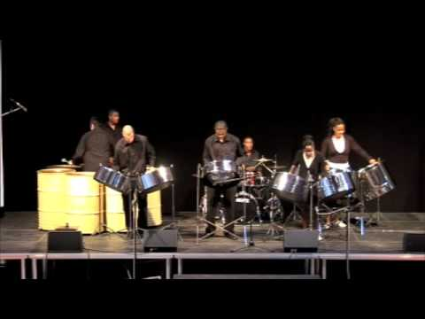 Pantasia Steel Band - Iron Man (Tune of Choice)