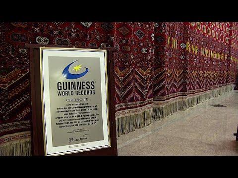 Το Μουσείο Χαλιών του Ασγκαμπάτ