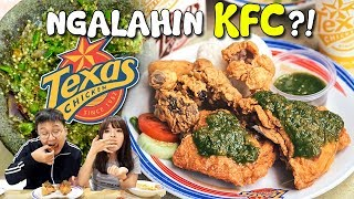 Video TEXAS CHICKEN CABE IJO Review Jujur !! Enak Atau Aneh?? MP3, 3GP, MP4, WEBM, AVI, FLV Maret 2018