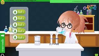 สื่อการเรียนการสอน การทดลอง กระบวนการผุพังอยู่กับที่ ม.2 วิทยาศาสตร์