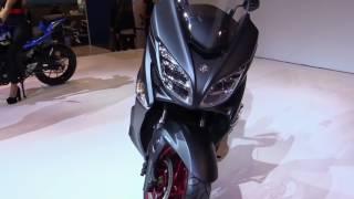 5. 2017 Suzuki Burgman 400 ABS Features Exclusive Edition Walkaround Review Look in HD
