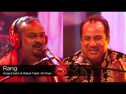 Video Rang, Rahat Fateh Ali Khan & Amjad Sabri, Season Finale, Coke Studio Season 9 download in MP3, 3GP, MP4, WEBM, AVI, FLV January 2017