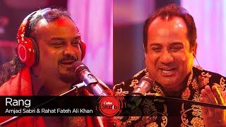 Rang, Rahat Fateh Ali Khan & Amjad Sabri, Season Finale, Coke Studio Season 9