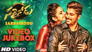 Sarrainodu Video Songs Jukebox | Sarrainodu Video Songs |  | Allu Arjun, Rakul Preet | SS Thaman