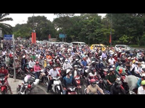 Tin Tức 24h: TP. Hồ Chí Minh đầu tư hơn 39.000 tỷ đồng chống kẹt xe
