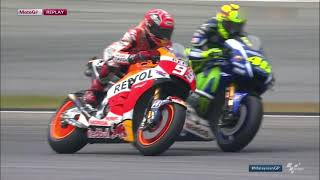 Video Valentino Rossi vs Marc Marquez Sepang 2015 *FULL BATTLE HD* MOTO GP MP3, 3GP, MP4, WEBM, AVI, FLV Desember 2018