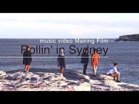 B1A4 Rollin' MV Making Film ep.01