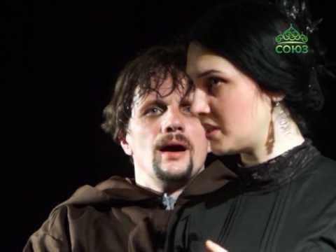 В Санкт-Петербургском театре «Странник» состоялась премьера спектакля «Маленькие трагедии» (видео)