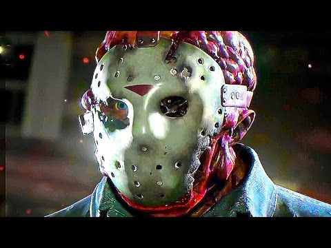 Friday the 13th: The Game - Release Date Trailer (2017)