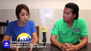 Pulsa para ver el vídeo - Entrevista a la compañera Onalia Bueno