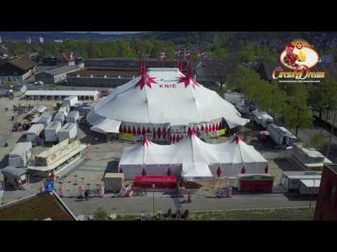 ➤NEW Schweizer National Circus Knie (WOOOW!) - Winterthur 2017 - 4K