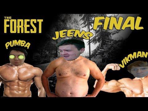 Твои любимые парни играют в The Forest V1.0!ФИНАЛ!ДВЕ КОНЦОВКИ!!!ТИММИ - АБОРИГЕН?!