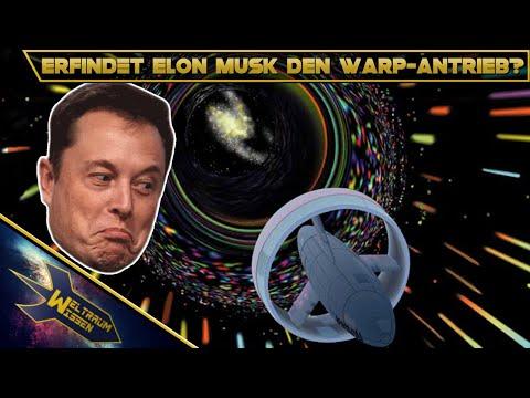 Erfindet Elon Musk den Warp-Antrieb?