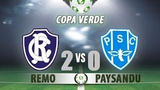 Video Remo 2x0 Paysandu (Volta)(5x4 Pênaltis) - Copa Verde 18-04-15 MP3, 3GP, MP4, WEBM, AVI, FLV Mei 2018