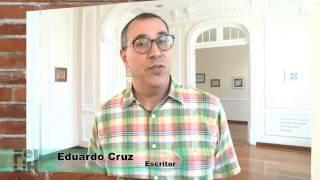 Eduardo Cruz en la FeLiH 2016 / Feria del Libro Hermosillo