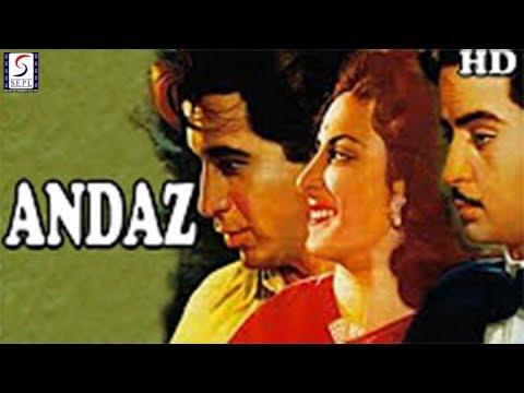 Video Andaz l Dilip Kumar, Raj Kapoor, Nargis l 1949 download in MP3, 3GP, MP4, WEBM, AVI, FLV January 2017