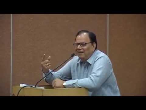 Talk by Dr. O. P. Sharma – Seminar – September 28, 2014
