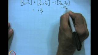 Mod-08 Lec-30 Angular Momentum Problem (contd.)