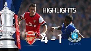 Video ARSENAL VS EVERTON 4-1: Official goals and highlights FA Cup Sixth Round HD MP3, 3GP, MP4, WEBM, AVI, FLV Januari 2019