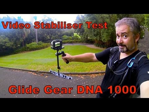 Glide Gear DNA 1000 – Video Stabilizer Test and Review