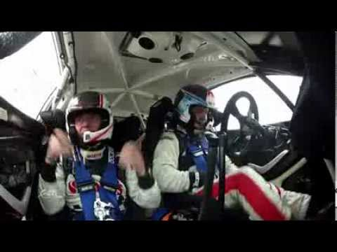 Janner Rally: Kajetanowicz crash