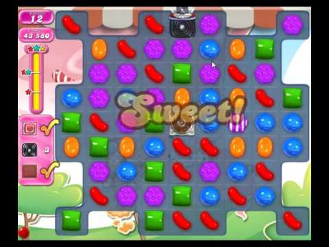 Candy Crush Saga Level 2287 - NO BOOSTERS