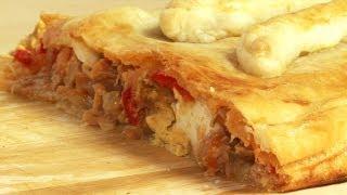 Recette pour faire une vraie empanada au thon