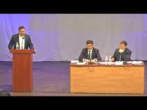 VI сессия Мариупольского городского совета VII созыва (часть 2)