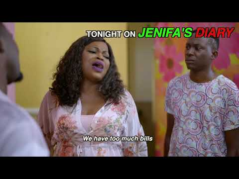 Jenifa's Diary S12EP12 - Showing Tonight On NTA (ch251 On DSTV), 8.05pm