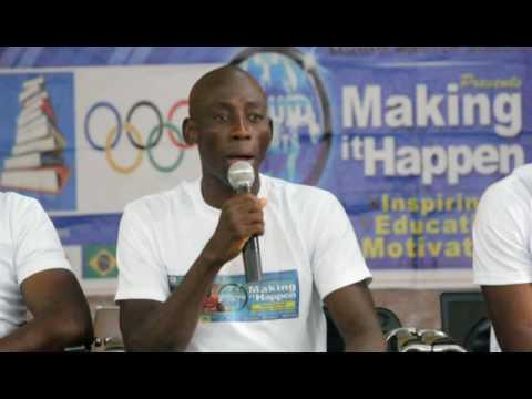 Video: GTV report on Making it Happen seminar