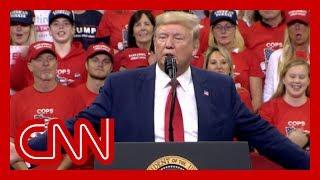 'Egregious deception,' CNN reporter debunks Trump's claim about US troops