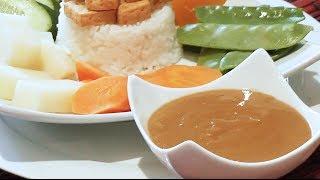 Satay Sauce Simple Recipe For Peanut Sauce #40