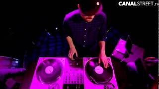 LigOne 2010 World DMC Champion full DJ Set on CANALSTREET.TV