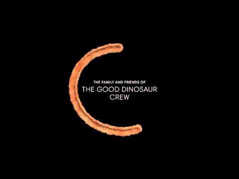 The Good Dinosaur family crew [end credits]