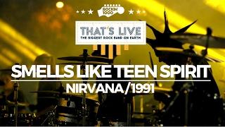 1000 musiciens jouent smells like teen spirit...