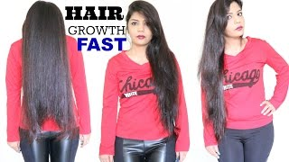 How To Grow Long Hair FAST Hair Care Routine Tips 2015