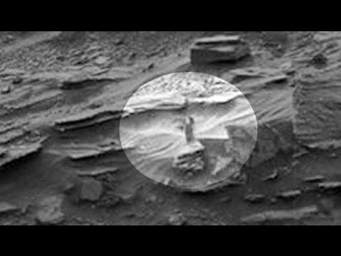 Смотреть онлайн: На снимке с Марса обнаружили женщину