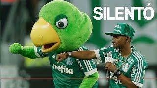 O rapper norte-americano Silentó está no Brasil para divulgar seu trabalho. Ele aproveitou para ver o jogo do Verdão contra o...