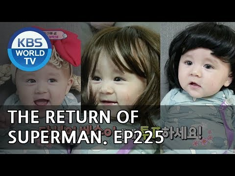 The Return of Superman | 슈퍼맨이 돌아왔다 - Ep.225: Happy Incidents Occur Every Day [ENG/IND/2018.05.20]